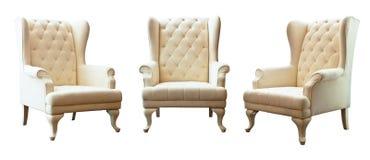 Классицистический стул Стоковое Фото