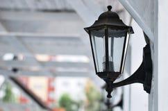 классицистический фонарик Стоковые Фотографии RF