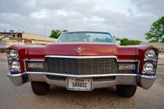 Классицистический Cadillac стоковое фото rf