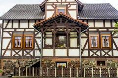 Классическая архитектура Германия Стоковые Изображения RF