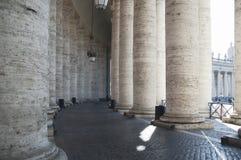 Классическая греческая архитектура в итальянском стиле Стоковое Изображение RF