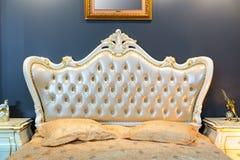 Классическая кровать Стоковая Фотография RF