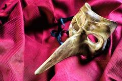 Классическая маска масленицы Стоковые Фото