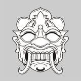 Классическая маска Стоковые Изображения