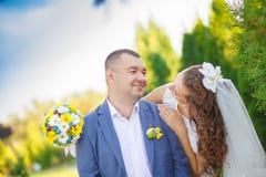 Классическая свадьба стоковые фото