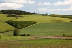 Классическая сельская Англия Стоковое фото RF
