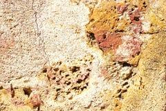 Классическая текстура травертина Стоковые Фото