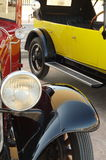 Классические автомобили Стоковые Фотографии RF
