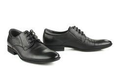 Классические ботинки Стоковые Фото