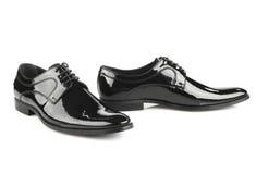Классические ботинки Стоковые Изображения RF