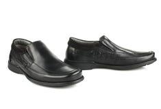 Классические ботинки Стоковое Фото