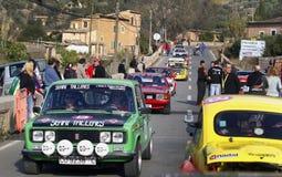Классические гонки 026 Стоковая Фотография RF