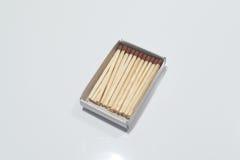 Классические деревянные спички стоковая фотография