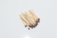 Классические деревянные спички стоковые изображения rf