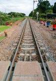 Классические железная дорога или железная дорога Стоковые Фотографии RF