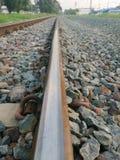 Классические железная дорога или железная дорога Стоковое фото RF