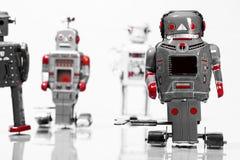 Классические игрушки робота Стоковая Фотография RF