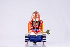 Классические игрушки робота Стоковое Изображение