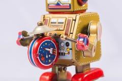 Классические игрушки робота Стоковые Изображения RF