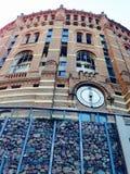 классические круговые здания Стоковое фото RF