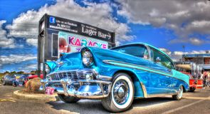 Классические 1950s Chevy Стоковые Фото