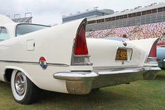 Классический автомобиль Крайслера стоковое изображение rf