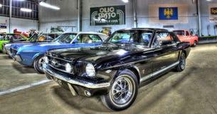 Классический американский Ford Мustang Стоковые Изображения