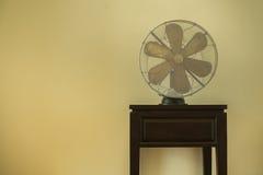 Классический античный вентилятор Стоковая Фотография