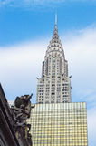 Классический взгляд Нью-Йорка стоковые фото