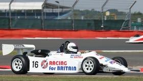 Классический гоночный автомобиль формулы 3 Стоковые Изображения