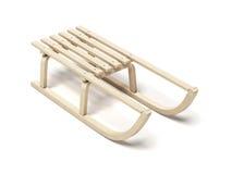 Классический деревянный скелетон бесплатная иллюстрация