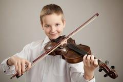 Классический музыкант Стоковая Фотография