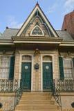 Классический дом французского квартала Стоковые Фото