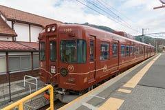 Классический поезд Стоковые Изображения RF