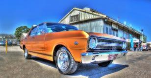 Классический сокол Форда 1960s Австралии Стоковое Фото