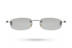 Классический стиль eyeglasses моды изолированный на белой предпосылке Стоковые Фотографии RF