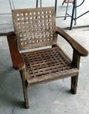 Классический стул teak Стоковые Изображения RF