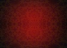 Классический цветочный узор стоковые фотографии rf