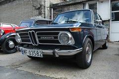 Классический BMW Стоковые Изображения