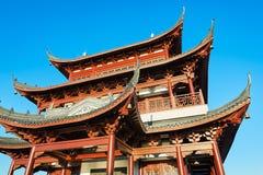 классическое зодчества китайское Стоковое Фото