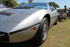 Классическое итальянское sportscar Стоковое фото RF