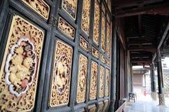 Классическое китайское искусство Стоковые Фотографии RF