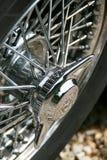 Классическое колесо провода Стоковое Изображение RF