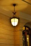 классическое освещение люстры Стоковое Изображение RF