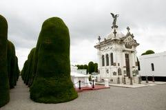 Кладбище арен Punta - Чили стоковая фотография