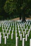 Кладбище Арлингтона национальное Стоковые Изображения RF