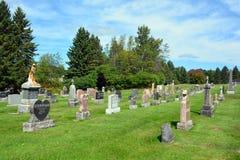 Кладбище Ватерлоо Стоковое Изображение RF