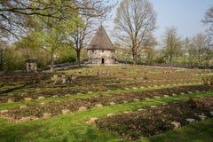 Кладбище воинов Стоковая Фотография