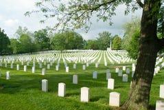 Кладбище в Луисвилле, KY Закари Тейлор национальное Стоковое Изображение RF