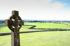 Кладбище гаэльского языка Стоковое Изображение